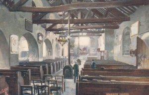 GRASMERE, Scotland, 1900-1910's; Church Interior ; TUCK 7315