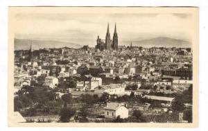 RP, Vue Generale Prise Des Quatre Routes, Clermont-Ferrand (Puy-de-Dôme), Fr...