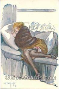 Artist Signed Peltier (France) Series 20-100 Unused