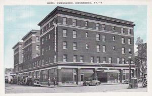 Kentucky Owensboro Hotel Owensboro