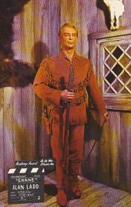 Alan Ladd in Shane Movieland Wax Museum Buena Park California