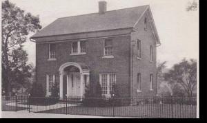 Connecticut  Putnam Catholic Academy  Ker Maria  Chaplains Residence Albertype