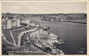 Citadel And Cattewater, PLYMOUTH (Devon), England, UK, PU-1960