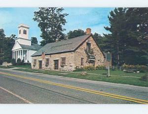 Unused Pre-1980 RETAIL STORE SCENE Wallingford Vermont VT hp0782