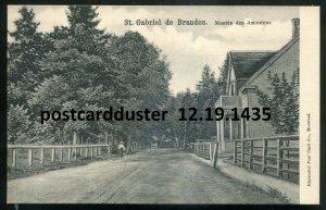1435 - ST. GABRIEL DE BRANDON Quebec 1910s Montee des Amoreux