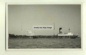 rk0341 - Belgian Oil Tanker - Alexandre Andre , built 1928 - postcard