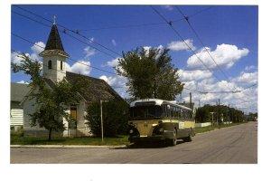 St Mark's Anglican Church, Osborne Street, Saskatoon, Saskatchewan, Bus