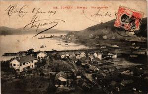 CPA VIETNAM INDOCHINE-Tonkin-Hongay-Vue générale (321266)