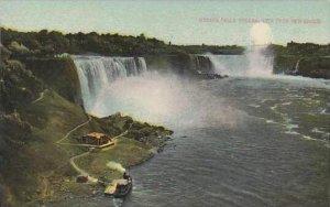 New York Niagara Falls General View From New Bridge
