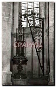 Old Postcard Grote of olv kerk breda you koperen doopvont in vervardigd door ...