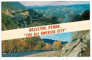 2-Views, The All American City, Hazleton, Pennsylvania, The Keystone State,...