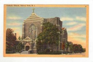 Catholic Church (Exterior),Asbury Park,New Jersey,1949
