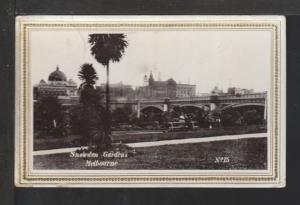 Snowdon Gardens,Melbourne,Australia Postcard BIN