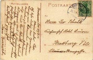 CPA AK Badenweiler Vue Generale GERMANY (891220)