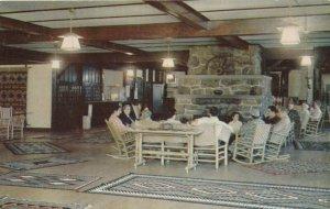 ESTES PARK , Colorado , 1950-60s ;  Chalet Lobby