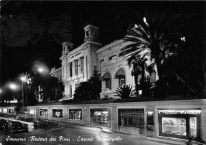 BR48226 Sanremo casino municipale   Italy