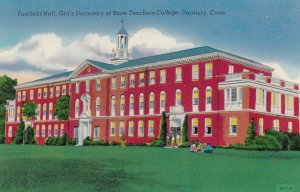 DANBURY , Conn. , 1950-60s ; Teacher's College