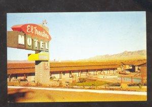EAST KINGMAN ARIZONA ROUTE 66 EL TROVATORE MOTEL VINTAGE ADVERTISING POSTCARD