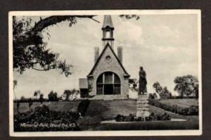GRAND PRE NOVA SCOTIA NS Memorial Park CANADA Postcard