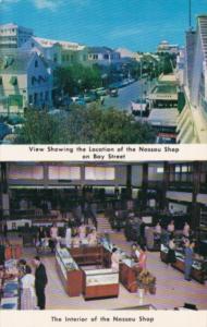 Bahamas Nassau The Nassau Shop On Bay Street 1961