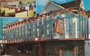 Restaurant Gosselin , JONQUIERE , Quebec , Canada , 50-60s