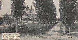 HERSHEY, Pennsylvania, 00-10s; Old Homestead Farm, Hershey Chocolate Co.