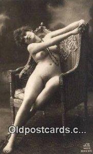 Reproduction # 77 Nude Unused