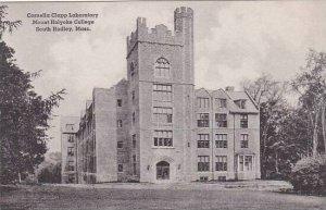 Massachusetts South Hadley Cornelia Clapp Laboratory Mount Holyorke College A...