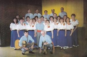 Groupe Folklorique La Troupe Joyeuse, Longueuil, Quebec, Canada, 1992