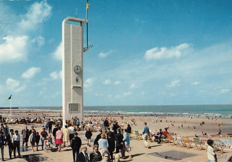 BELGIUM BLANKENBERGE - THE FRONT
