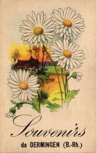 CPA Souvenirs de Oermingen (367349)