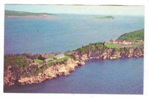 Aerial View of Keltic Lodge, Cape Breton, Nova Scotia, Canada, 40-60s