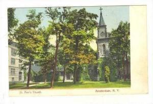 St Ann's Church, Amsterdam, New York, 00-10s