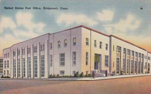 Connecticut Bridgeport United States Post Office