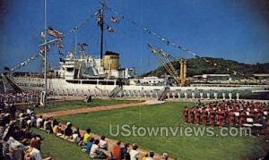 Coast Guard City Grand Haven MI Unused