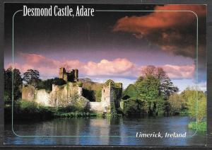 Ireland, Co. Limerick, Desmond Castle, Adare, unused