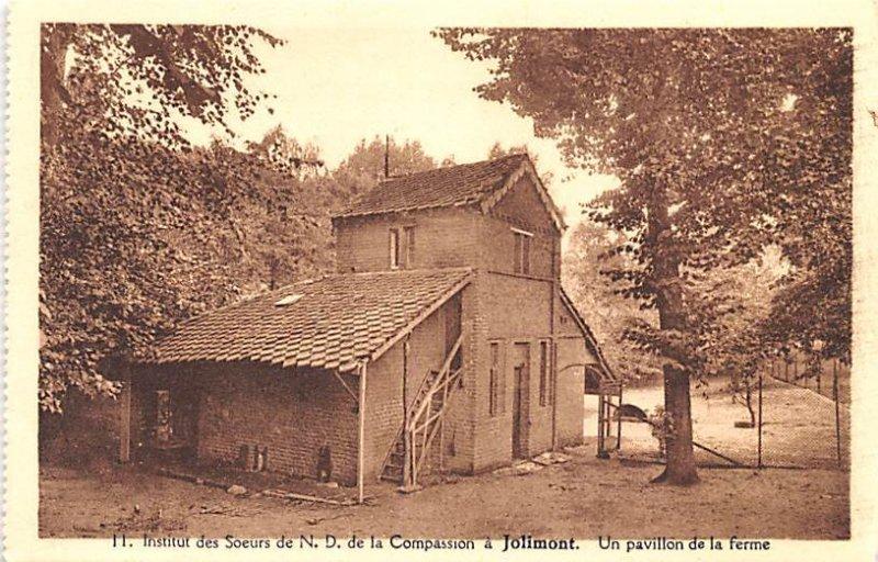 Institut des Soeurs de ND de la Compassion Jolimont Belgium Unused