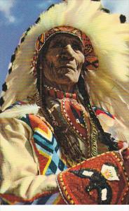 Canada Chief Sitting Eagle Of The Stony Tribe