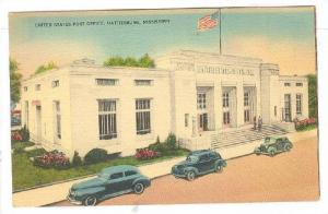 Post Office , Hattiesburg , Mississippi , 30-40s