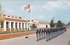 Ohio State Highway Patrol Academy, Ohio, 1940-1960s