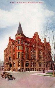 MN - Minneapolis. YMCA Building