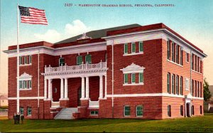 California Petaluma Washington Grammar School