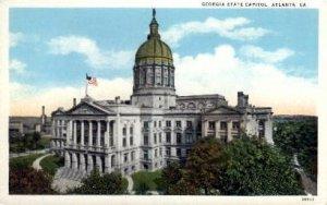 State Capitol - Atlanta, Georgia GA