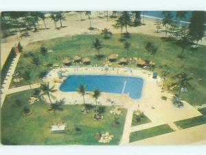 Unused Pre-1980 INTERCONTINENTAL HOTEL San Juan Puerto Rico PR hr3463