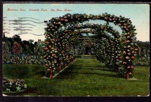 The Rose Arbor,Elizabeth Park,Hartland,CT BIN