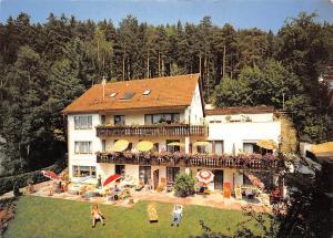 Bad Liebenzell im Schwarzwald Haus Hubertus Hotel Garni Pension Terrace