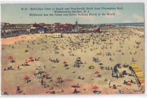 Beach & Boardwalk, Wildwood-by-the-Sea NJ