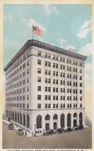 First National Bank , Albuerque , New Mexico , 00-10s