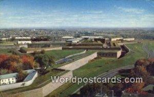 La Citadelle Quebec Canada 1970