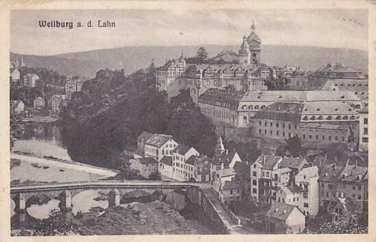 Germany Weilburg an der Lahn
